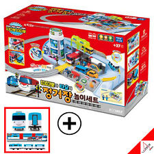 Little Bus TAYO & TITIPO Train Railway Station Play Set with ERIC Train Toy 1EA