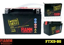 BATTERIA MOTO FIAMM FTX9-BS = YTX9-BS YAMAHA MT-07 (RM04) 34KW DAL 12.13