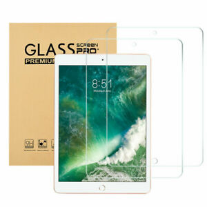 2xScreen Protector Tempered glass For Samsung Galaxy Tab A A6 10.1 SM-T580 T585