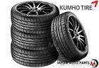 4 X Kumho Ecsta Ps31 21545zr17 91w Xl Ultra High Performance Uhp Tires