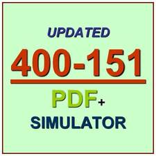 Cisco CCIE Data Center Written v2.0 Exam 400-151 Test QA PDF+Simulator