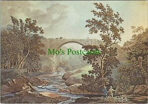 Co Durham Postcard - Tanfield Arch, Beamish Open Air Museum, Stanley  RR10776
