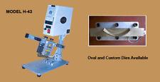 """Sheffield Model H-43 Manual Hot Cutter w/ 4 3/4"""" Hot Knife & Adj Temp Control"""