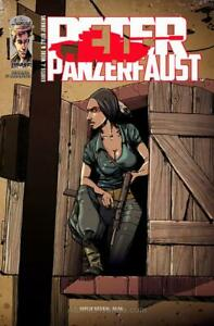 Peter Panzerfaust #7 (2nd) VF/NM; Image   save on shipping - details inside