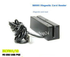 90mm USB Magnetkarteleser POS magcard Leser NEU Expressversand aus Deutschland