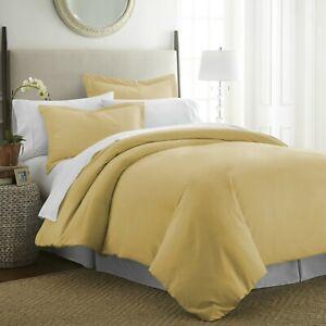 Egyptian Comfort Ultra Soft Duvet Cover Set for Comforter - 14 Rich Colors!