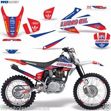 Decal Graphic Kit Honda CRF 230/150F Stickers w/Backgrounds CRF150F 08-14 XX