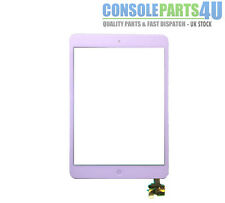 iPad Mini 1 & 2 Replacement Touch Screen Digitiser Assembly White UK Stock