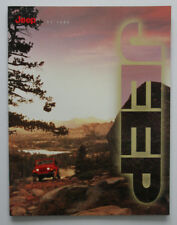 JEEP TJ 1998 dealer brochure - French - Canada ST1002000218