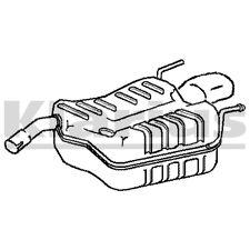 VAUXHALL VECTRA C 1.8 Saloon back box 2002-2009 Exhaust Rear Silencer