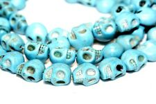 25pc 12mm Skull Loose Beads 1-3 day Shipping
