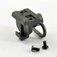 Full Steel Scout Light Mount For M600C M300A Black
