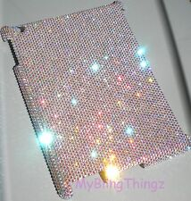 16ss CRYSTAL AB Diamond Bling Case for Apple iPad 2 made with Swarovski Elements