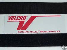 25mm SELF ADHESIVE BLACK VELCRO STRIP 1m LENGTHS **FREE P&P**