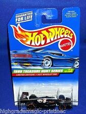 1999 Hot Wheels Treasure Hunt Series - Car #7 - Limited Ed. Factory Sealed 21094