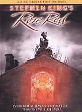 Rose Red - Stephen King (DVD; 2-Discs Deluxe Edition) Nancy Travis, Matt Keeslar