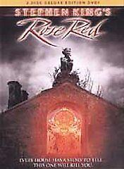 Rose Red (DVD, 2003, 2-Disc Set) USA FORMAT *STEPHEN KING* / Very Good