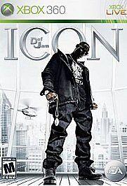 Def Jam: Icon (Microsoft Xbox 360, 2007) COMPLETE FAST SHIPPING MATURE NTSC EA