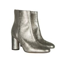 Jerome Dreyfuss Patricia Silver Bottines Boots 60 s 70 s GUCCI Style 37 BNWB