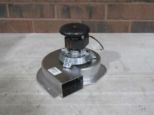 Fasco A362 Rectangular Blower 3000 RPM 1 Phase Direct Steel