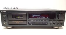 Sony tc-k850es high-end Hi-Fi Stereo Single Tape Deck HX-Pro *** NUOVI *** CINGHIA