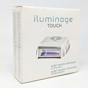 Iluminage Touch 120,000 Elos Quartz Cartridge - NEW - Damaged Open Box