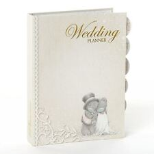 Me to You 5 Section Wedding Planner Organiser Luxury - Tatty Teddy Bear