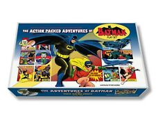 "Ideal ""The Action Packed Adventures of Batman"" Play Set Box"