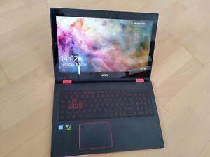 Acer Nitro 5 Spin Gaming Notebook Laptop Convertible i7 gtx 1050