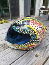 AGV K3 Motorcycle Helmet