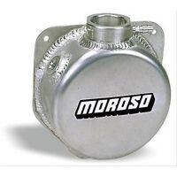 "MOROSO 63655 Expansion Tank Stamped Filler Neck 1 Qt Cap Low Profile 2 5/8"" Deep"