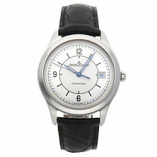 Jaeger-LeCoultre Master Control Date Auto 39mm Steel Mens Strap Watch Q1548530