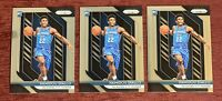 Lot of (3) 2018-19 Prizm HAMIDOU DIALLO Rookie Card Base #9 RC Thunder Pistons🔥