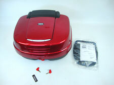 BAULETTO 42 LT YAMAHA YP MAJESTY MBK SKYLINER 125 150 ROSSO Top box case RED