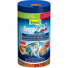 Tetra Pro Menu 64g Premium Fish Food for All Tropical Fish