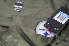 Nike Ben Roethlisberger NFL Steelers Salute to Service Jersey - Women's Medium M