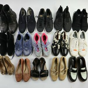Mens/Womens Second Hand Shoes Job Lot 15 Pairs - 10 Kg A292