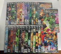 Blackest Night lot Green Lantern 39-52 Green Lantern Corps 33-46 + Free Tales #2