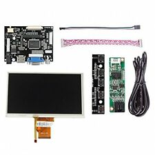 "Sainsmart 7""tft MONITOR LCD TOUCH SCREEN per Raspberry Pi + Scheda Driver HDMI N"