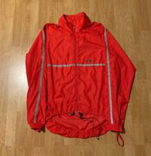 Vintage The North Face Velo 3M Windbreaker Cycling Jacket Size Men's Large
