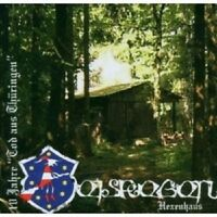 EISREGEN - HEXENHAUS 2 CD NEU