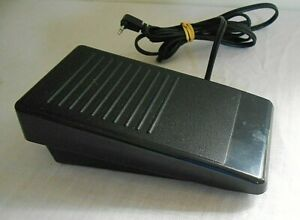 Genuine BROTHER XC1154 Model N5V Foot Control Pedal From Sewing Machine CS-8072