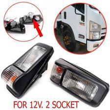 12V. Side Marker Lamp Turn Signal Light Fit Isuzu Truck NPR 150 NQR 175 09-17