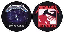Slipmat Metallica Kill 'em all / Ride the Lightning   301363 #
