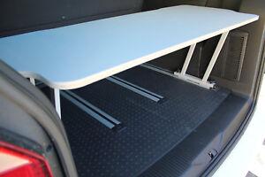 """T5/T6/T6.1 Multivan - Multiflexboard Konsolen 51cm + T-Stück + Flexboard """"Flex"""""""