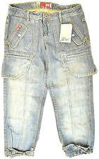 RAGS FOR GIRLS 3/4-Jeans Bermudas mit seitl. Gummizug Gr. 176 Neu mit Etikett