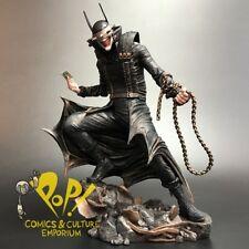 "DC Comics Gallery BATMAN WHO LAUGHS 9"" Vinyl PVC Figure Statue DIAMOND SELECT!"