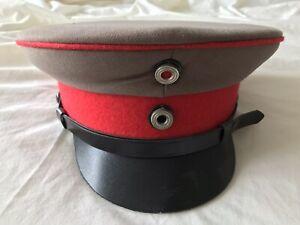 WW1 German Officer's Cap Replica