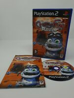 CRAZY FROG RACER PS2 Game Playstation 2 complete with manual