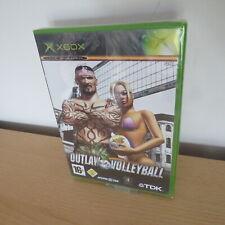 Outlaw Volley-ball XBOX Original UK PAL Neuf & Scellé